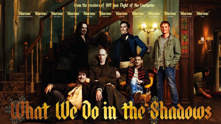 Ik neem je mee... naar What We Do in the Shadows