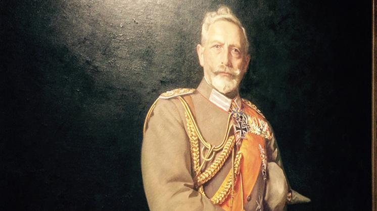 Tentoonstelling Wilhelm II in Paleis Het Loo