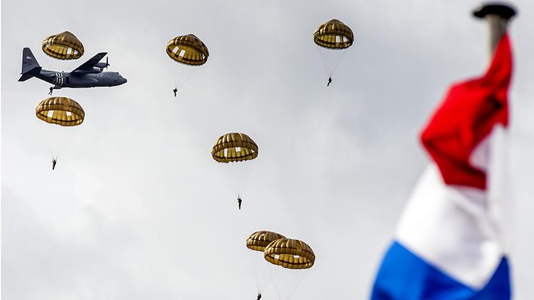 75 jaar Slag om Arnhem