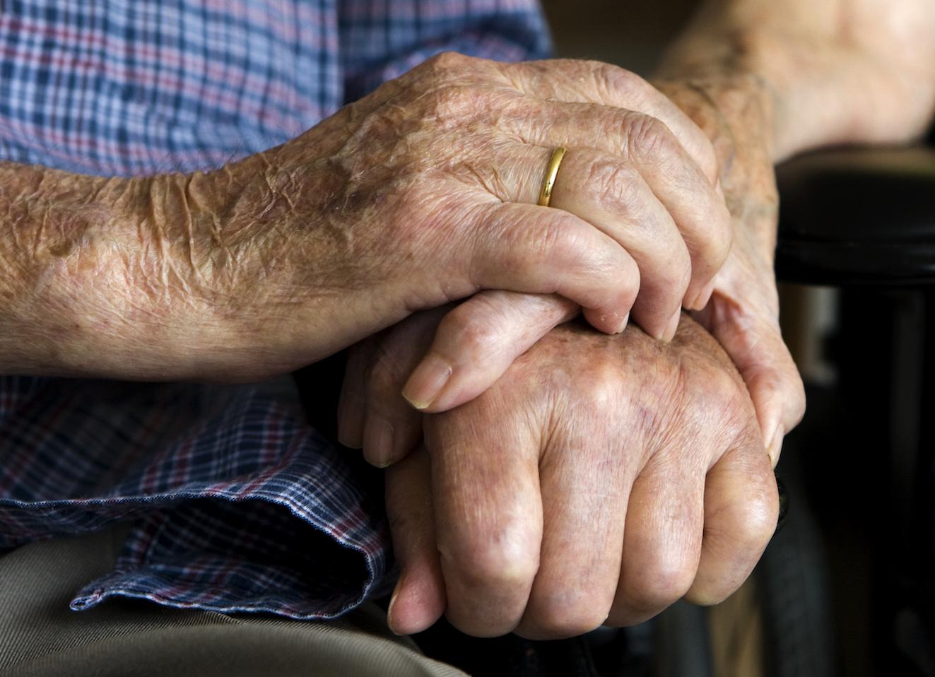 scheiden na 65 jaar
