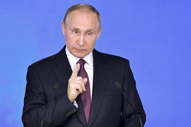 Wat betekent dreigtaal van Poetin in zijn 'verkiezingsspeech'?