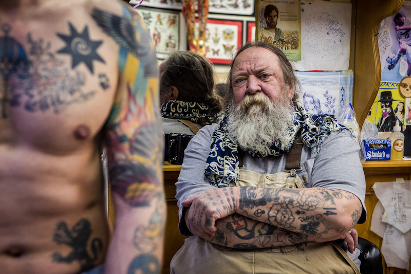 'Mensen met tatoeage zelfverzekerder, ambitieuzer en socialer'