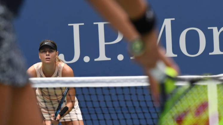 Mart op Maandag: Sharapova in New York