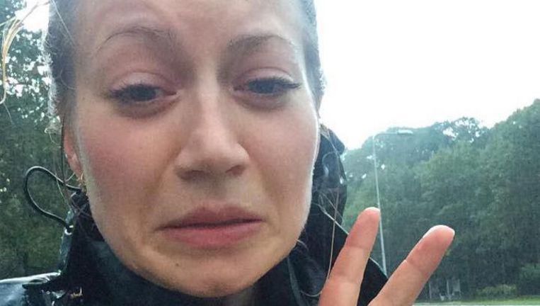 De laatste selfie van Anne Faber
