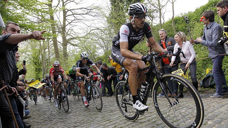 Gebruikte Fabian Cancellara een fiets met hulpmotor?