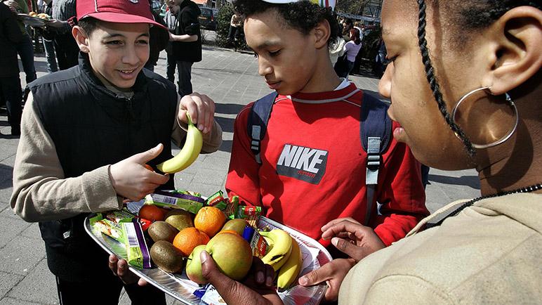 Meerderheid jongeren wil verplichte les over gezonde leefstijl