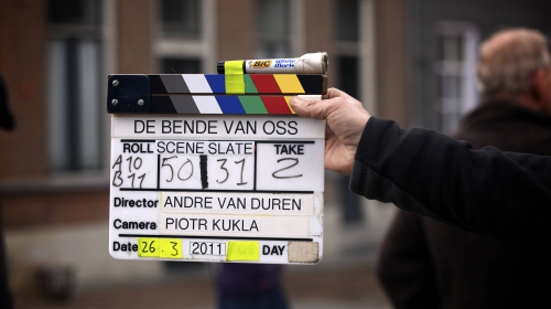 De Bende van Oss in film en documentaire