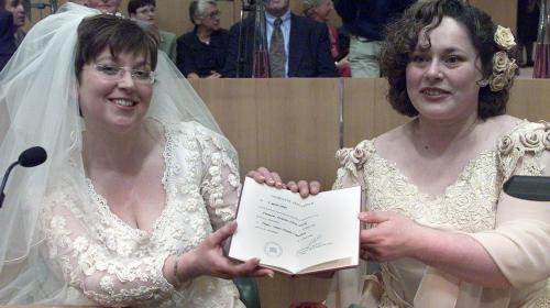 homohuwelijk nederland