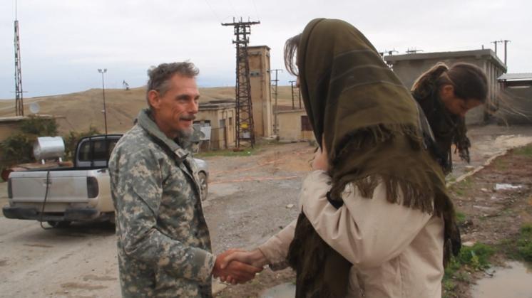 Ex-militair opgepakt voor strijd tegen IS