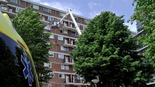 Hoe veilig zijn oude flats?