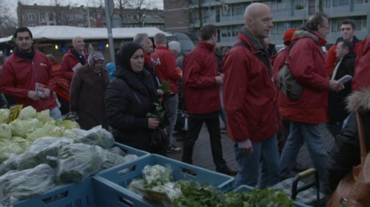 PvdA in greep Turkse achterban