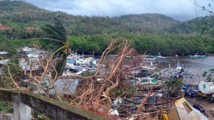 Meerderheid geeft niet aan slachtoffers Filipijnen