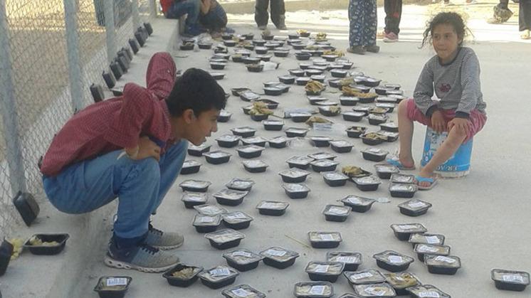 Kamp Vial: duizend mensen in hongerstaking