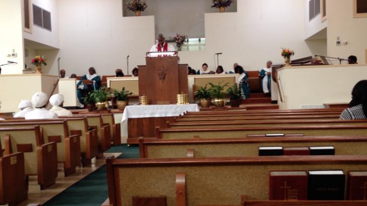 Blog: Kerk VS richt zich op zwarte kiezer