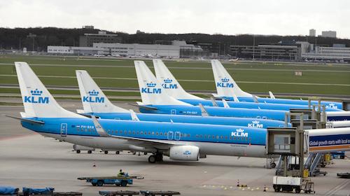 Een hete zomer voor 32.000 KLM'ers?
