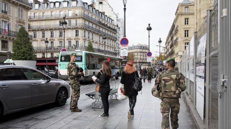 De 'noodtoestand' in Frankrijk: het nieuwe normaal?