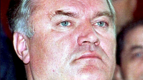 Madman Ratko Mladic