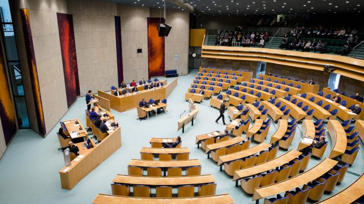 Niet het kabinet is demissionair maar de Tweede Kamer