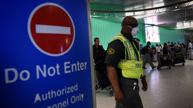 Ebola: angst voor de hoestende passagier