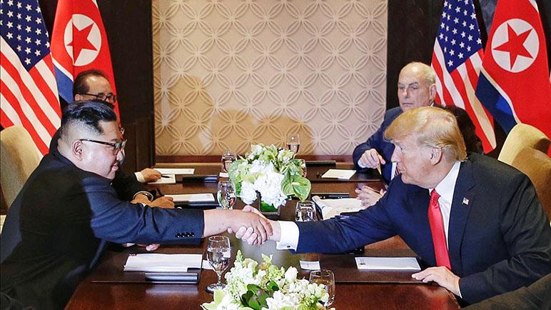 Top Trump-Kim: einde kernwapenprogramma Noord-Korea