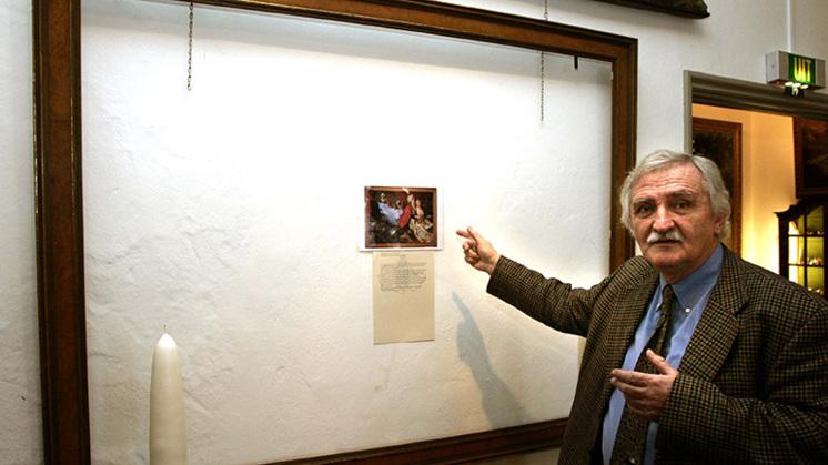 Kunstroof uit het Westfries Museum